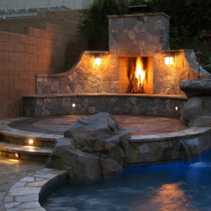 outdoor fireplaces Denver CO