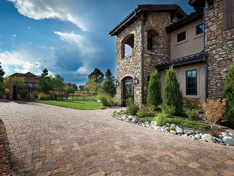Paver Driveways Denver, CO