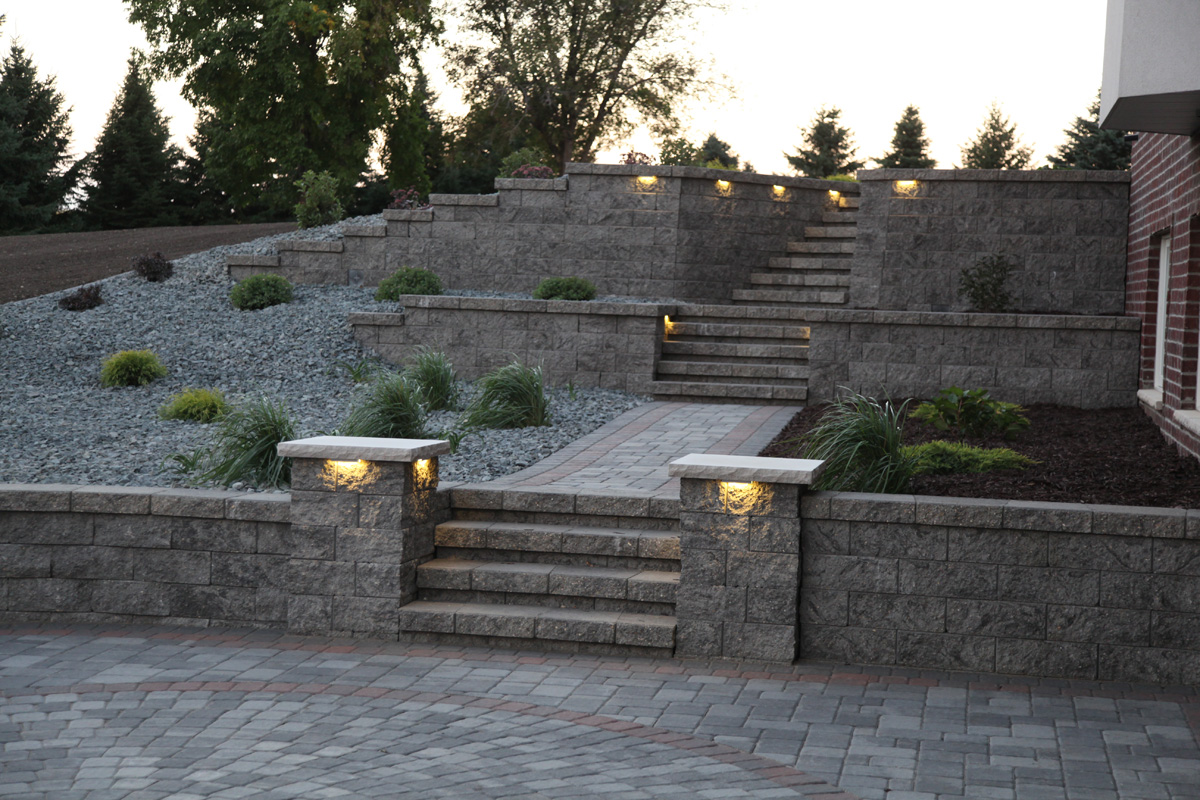 Etonnant Retaining Walls Denver CO