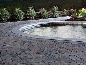 Paver Pool Decks Denver