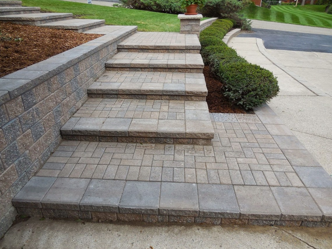 Paver Walkways Denver CO