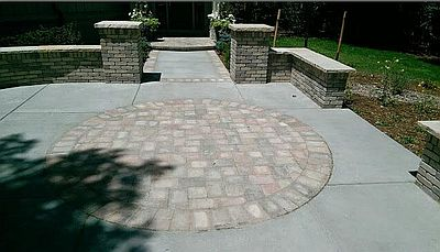 Gentil Paver Patio Denver CO