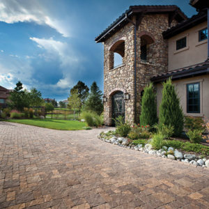 Concrete pavers Denver CO