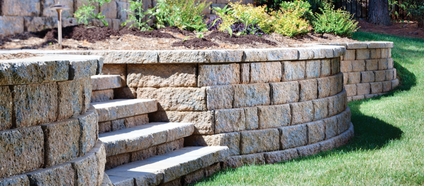 Belgard retaining walls Denver